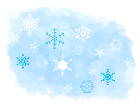 Snow image 1