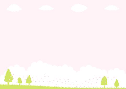 벚꽃 벚꽃 봄 풍경