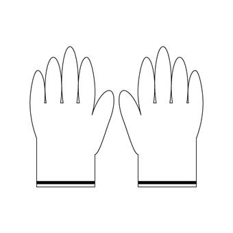 Disaster / disaster prevention (gloves)