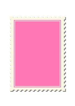 테두리 핑크