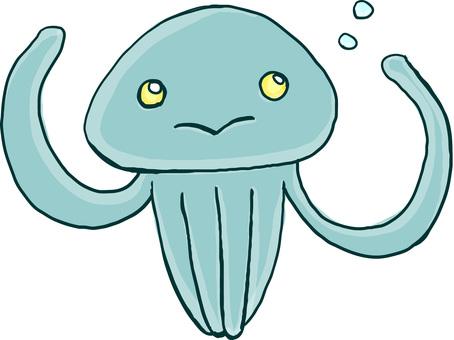 Jellyfish sea creature
