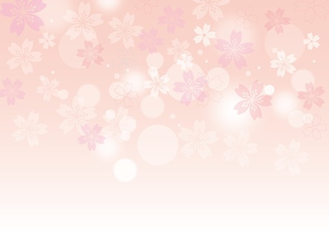 Cherry blossom background pastel pink