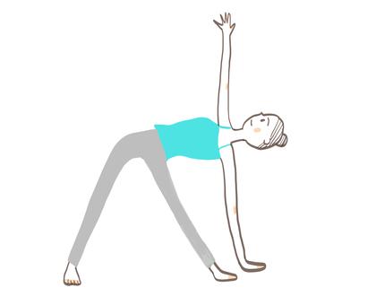 Yoga Woman 07