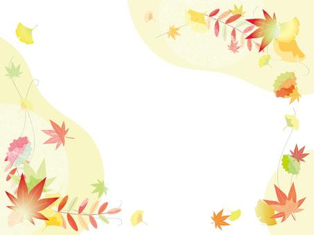 秋のフレーム15