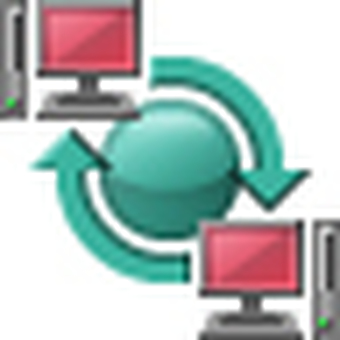 Network image icon (red)