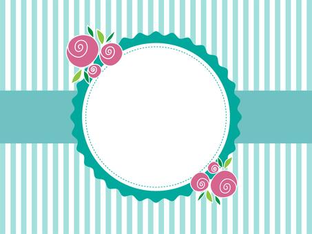 Message card _ flower 2