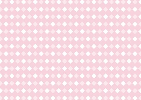 Rhombus background pattern pink