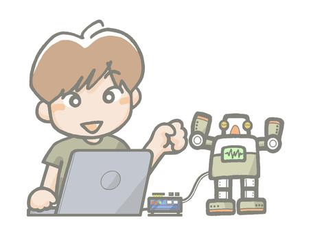 程序機器人