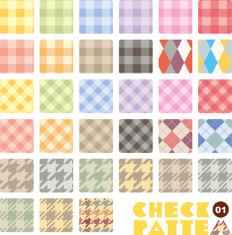 Pattern collection check 01