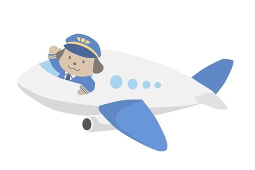 Dog pilot 2