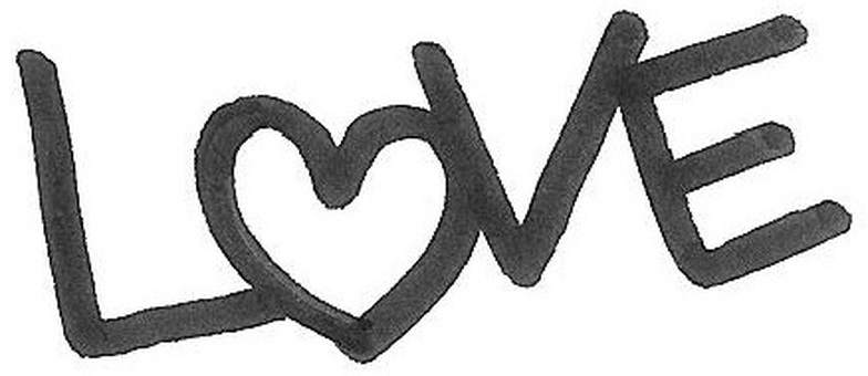 Love Heart Logo love logo