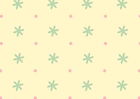 눈송이 패턴 3
