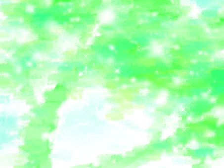 Background Fresh green