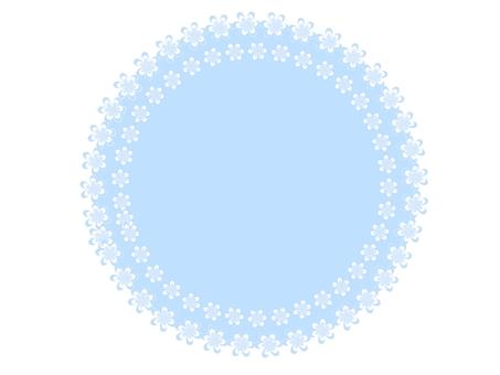 藍色背景圖像