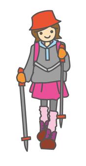 Mountain Girl 1