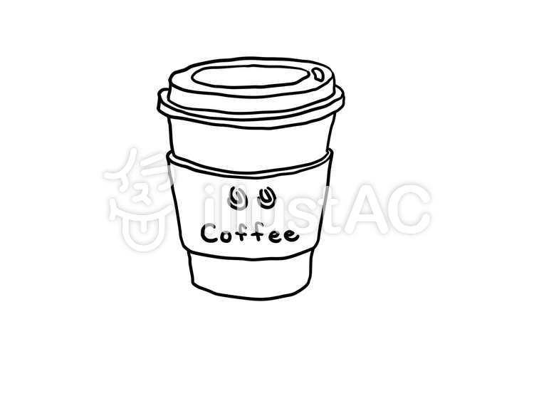 テイクアウトコーヒーイラスト No 730019無料イラストなら