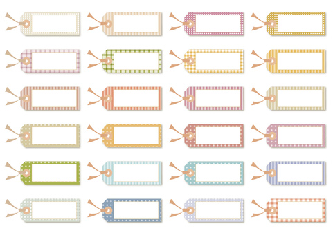 Autumn Bookmarks _ Collection