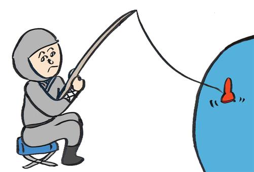 Fishing ninja