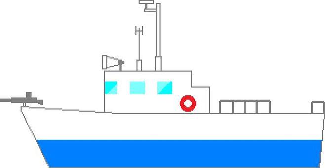 Patrol boat (patrol boat)