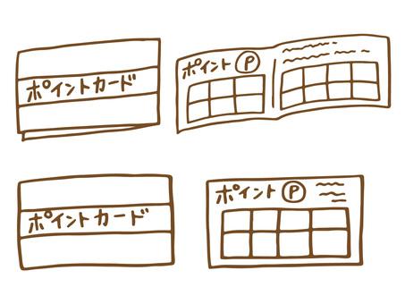 Point card 1