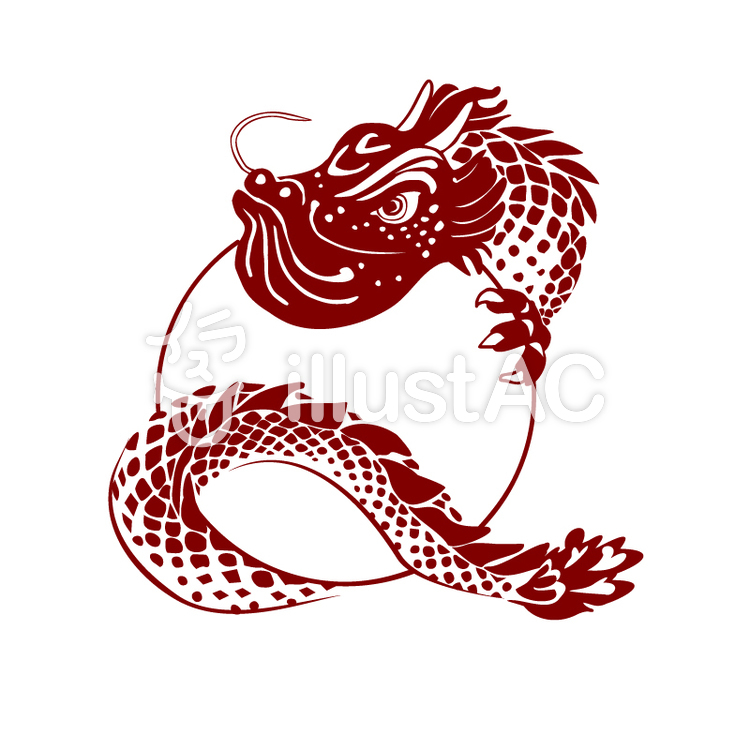 Baby Dragonのイラスト