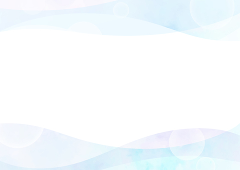 Background material Wave Ice Blue