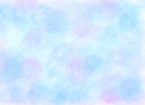 Pale pastel color background (blue)
