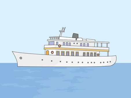 中型客船1