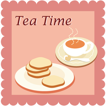 Please have a tea time with rush and tea ^ ^