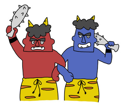Two demons