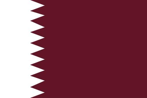 Qatar Flag (no name)