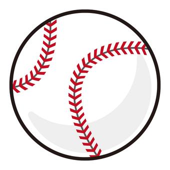 Baseball Ball 1