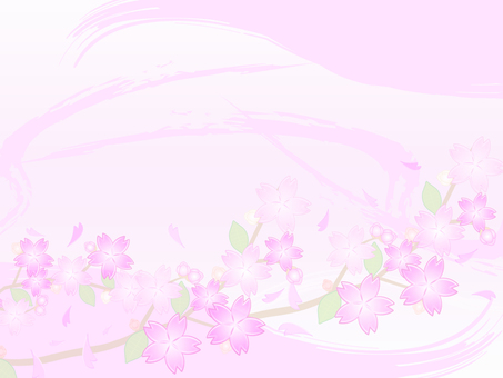 Cherry blossom background 24
