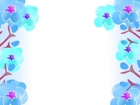 Flower message card 3