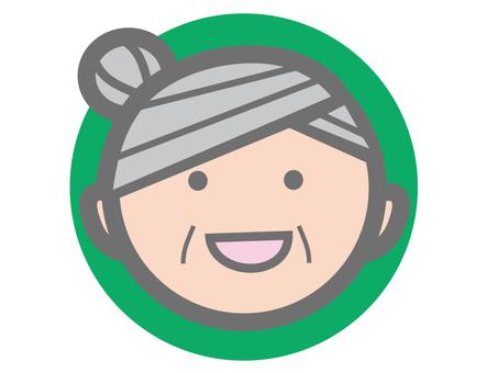 Icon grandma 3