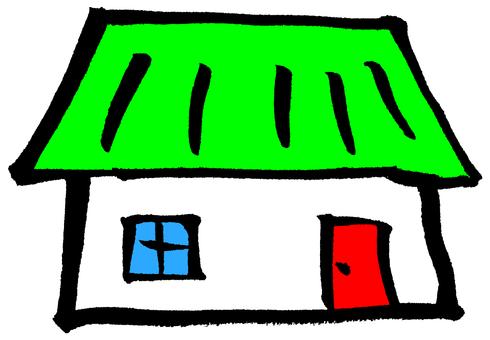 House / house ①