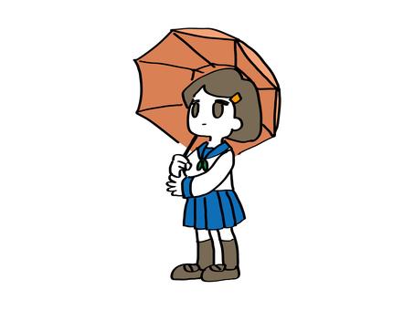 Student (sailor girl) 06