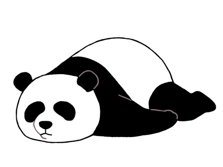 Panda without motivation 3