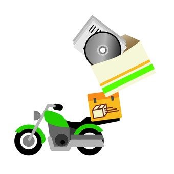 Delivery Bikes