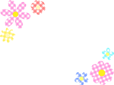 ai check flower background · wallpaper · frame 2