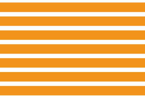 Stripe wallpaper autumn orange color