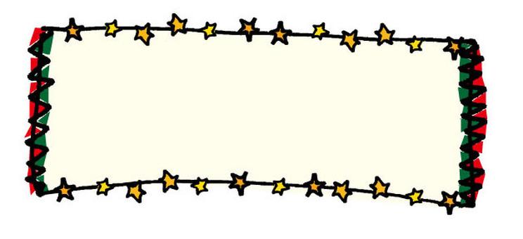 Star-like frame
