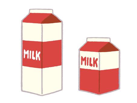 Milk (red)