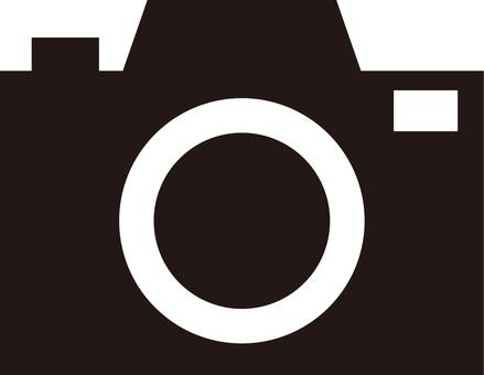 相機圖標標記(SLR)