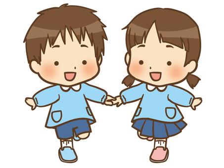인물 - 아이 - 유치원
