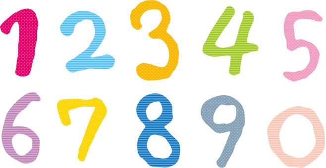 手寫數字_