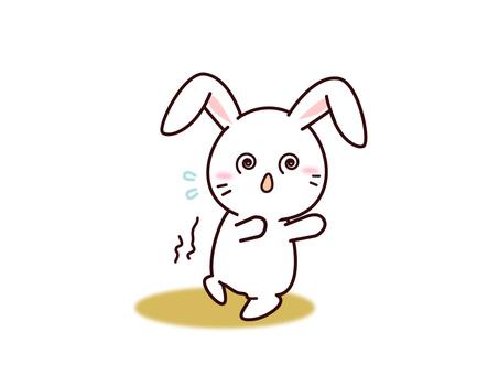 Usagi (I got tired ~)