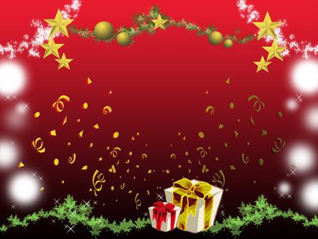 聖誕裝飾背景