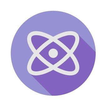 Flat icon - network