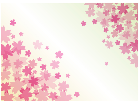 Cherry blossom background 2 (completed)